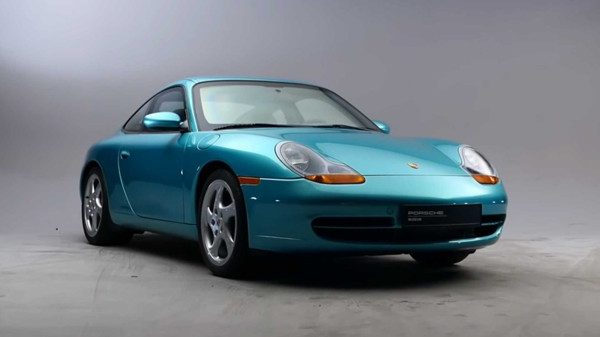 One-Off Bulletproof Porsche 911 Walkaround Video