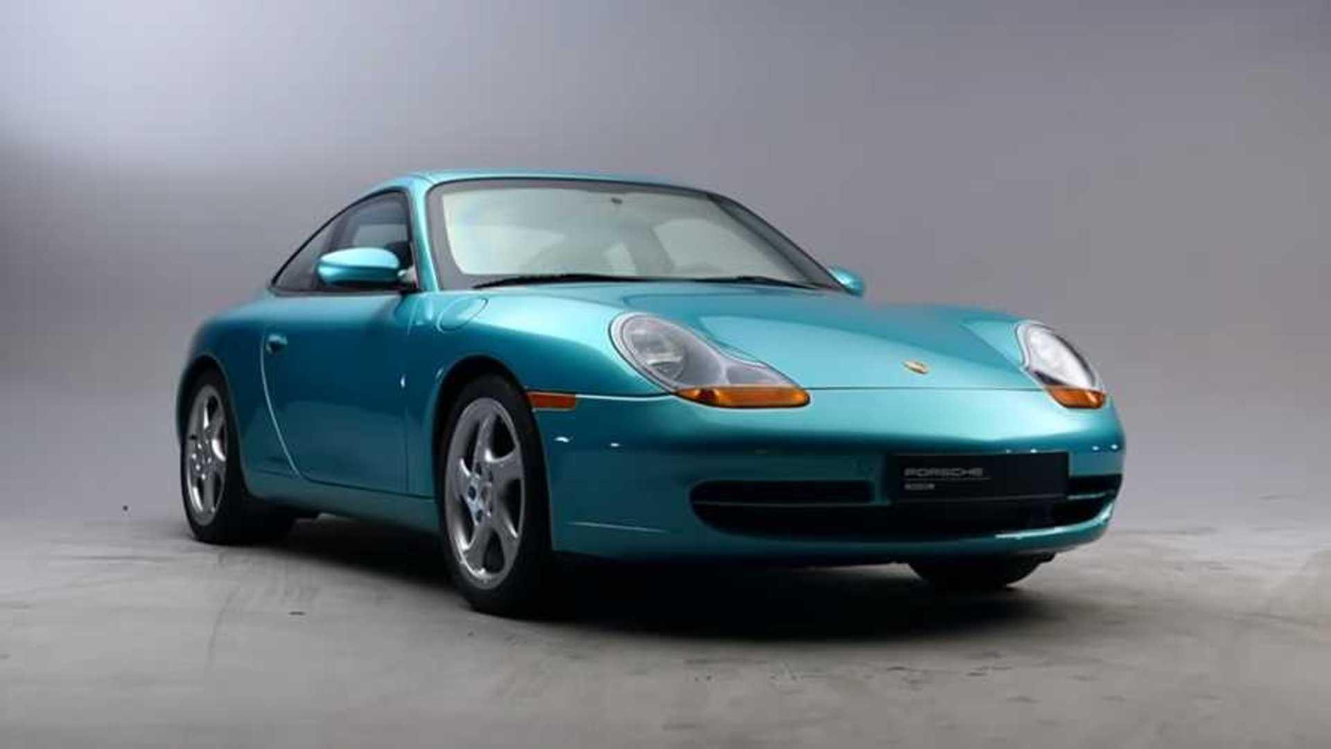 One-Off Bulletproof Porsche 911 Walkaround Video