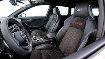 Audi RS 4 Avant de policía preparado por ABT