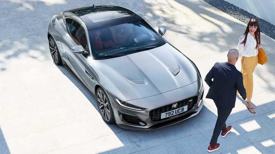 Обновленному Jaguar F-Type изменили моторы (но обошлось без BMW)
