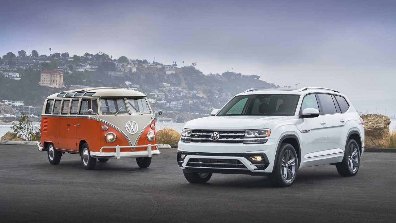 Evolution of Volkswagen People Movers