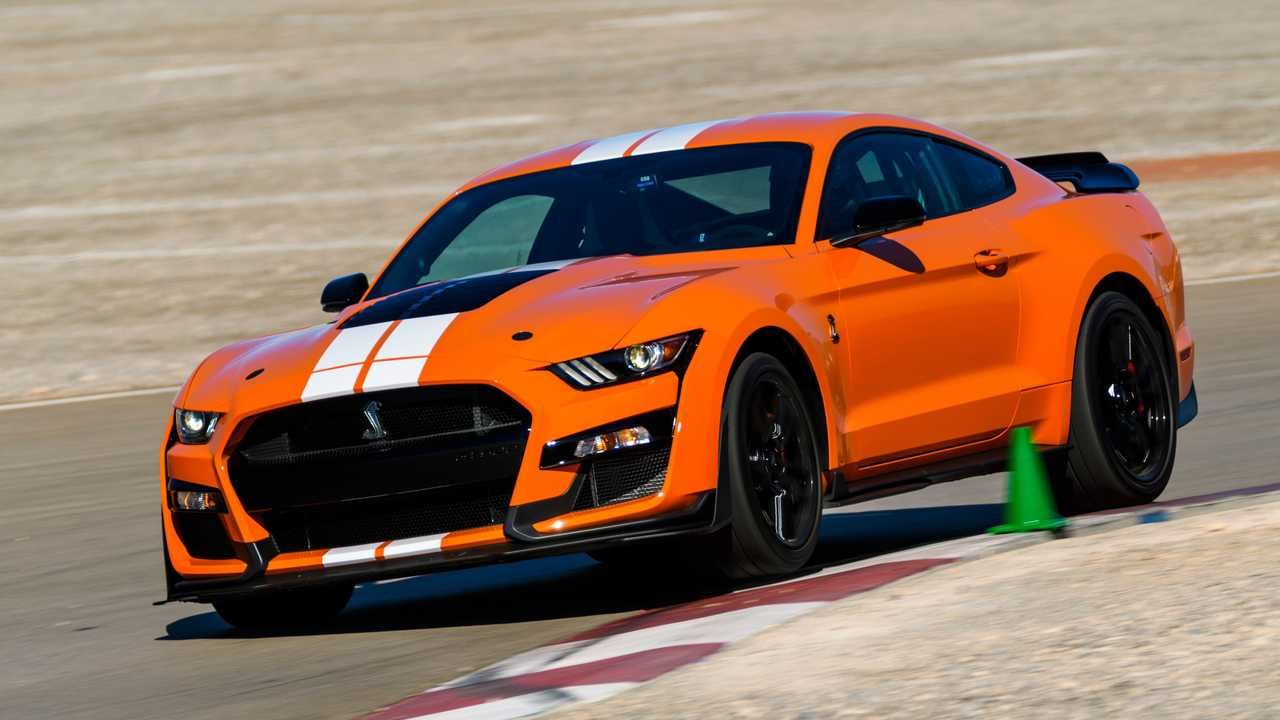 2020 Mustang Gt500 Reviews