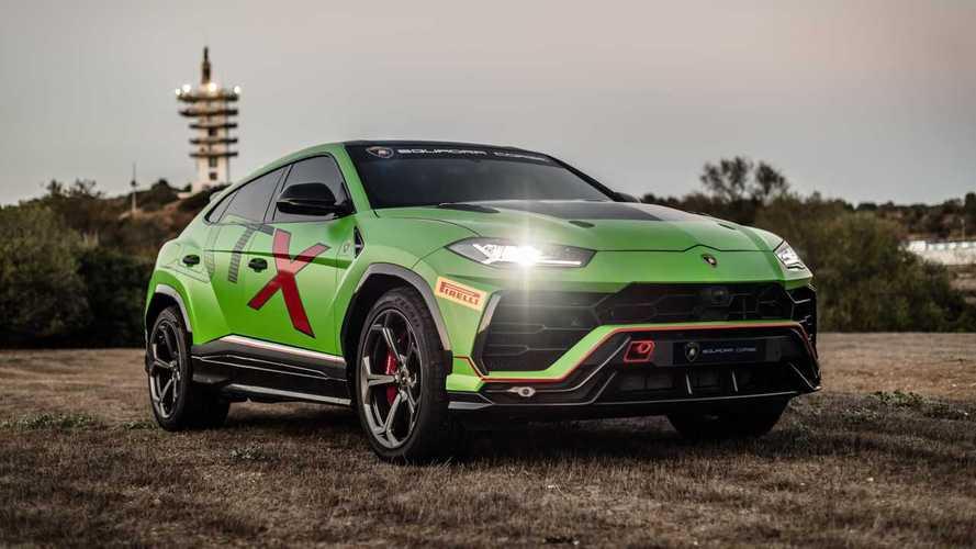Lamborghini Urus ST-X, il primo (vero) SUV da corsa