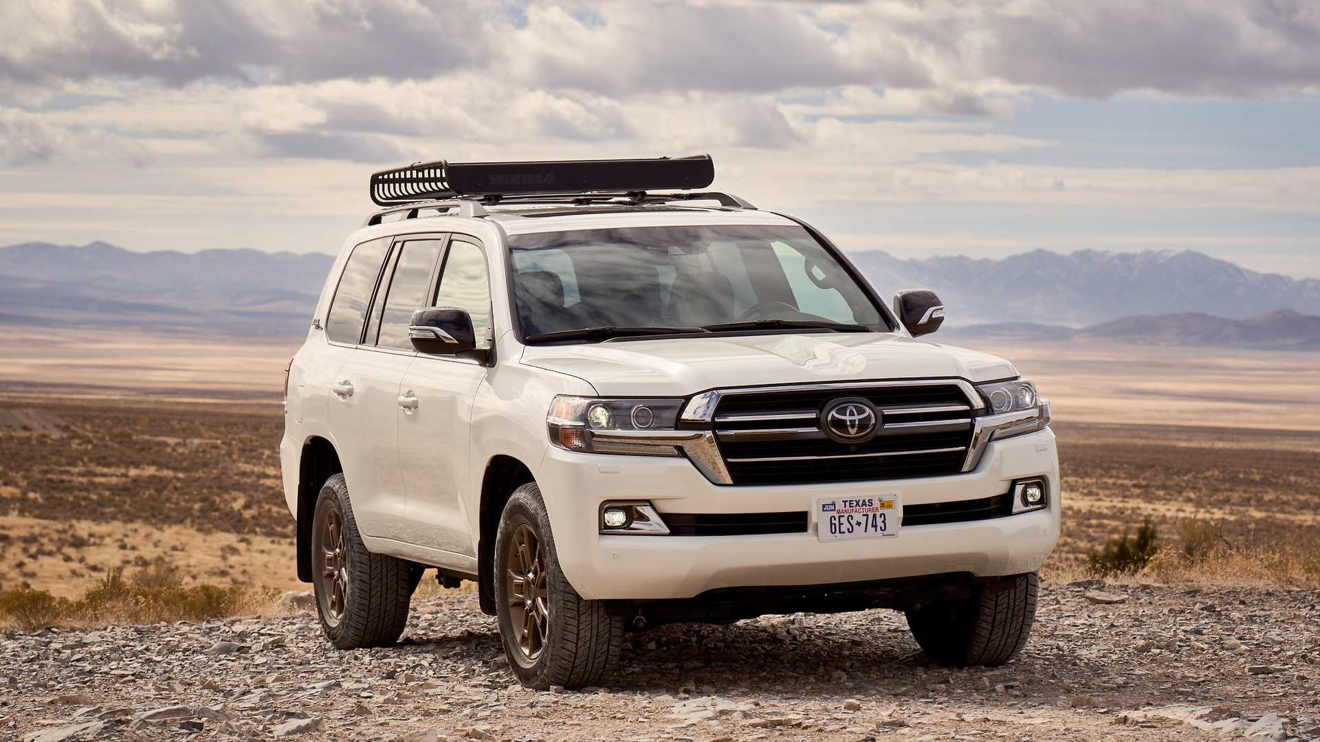 2020 toyota land cruiser heritage edition first drive