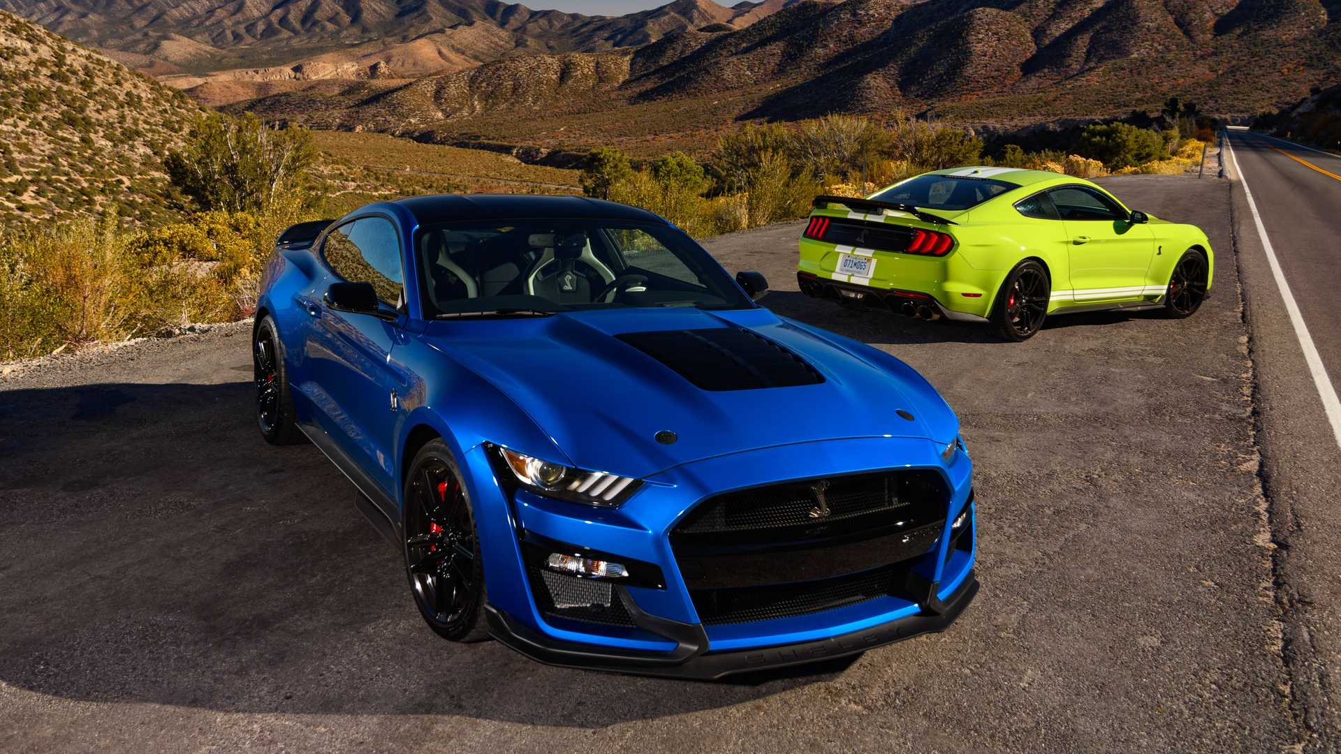 watch jay leno take a 36minute tour of the 2020 shelby gt500