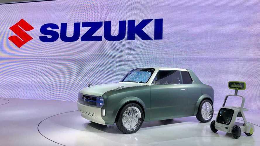 Suzuki WAKU SPO PHEV Overhwelms With Cuteness In Tokyo (Photos/Videos)