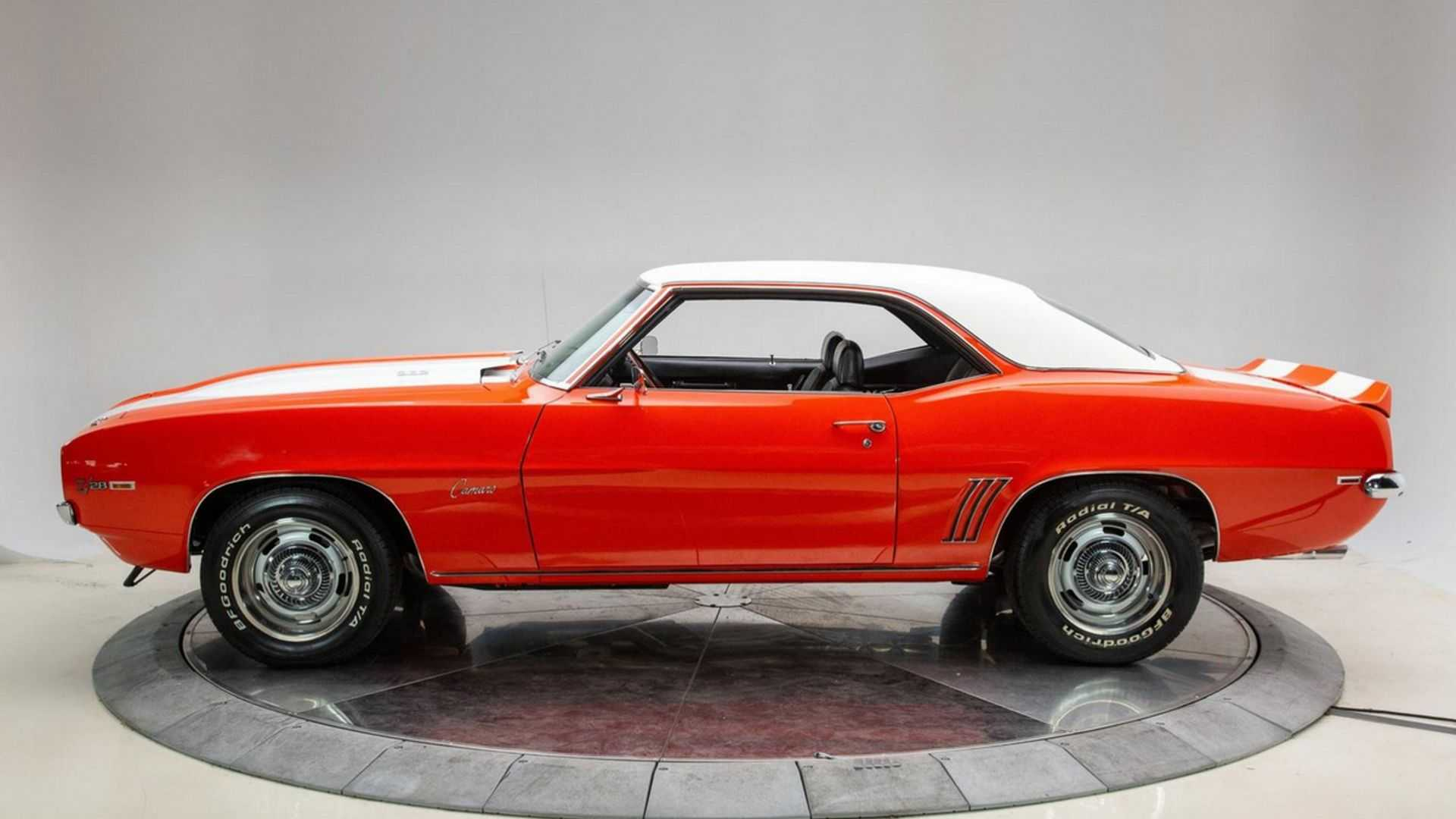 "[""1969 Chevy Camaro Z/28 Outshines The Competition""]"