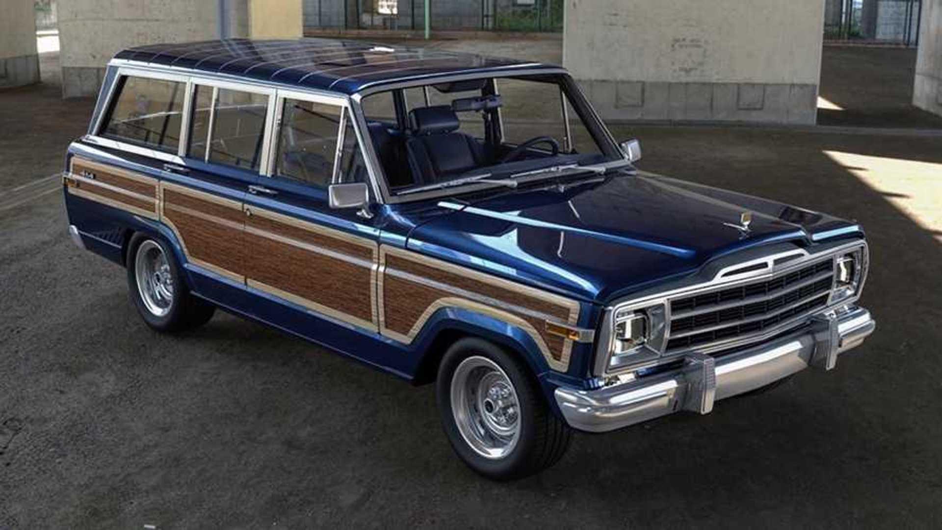 Jeep Grand Wagoneer >> This Jeep Grand Wagoneer Trackhawk Rendering Might Happen