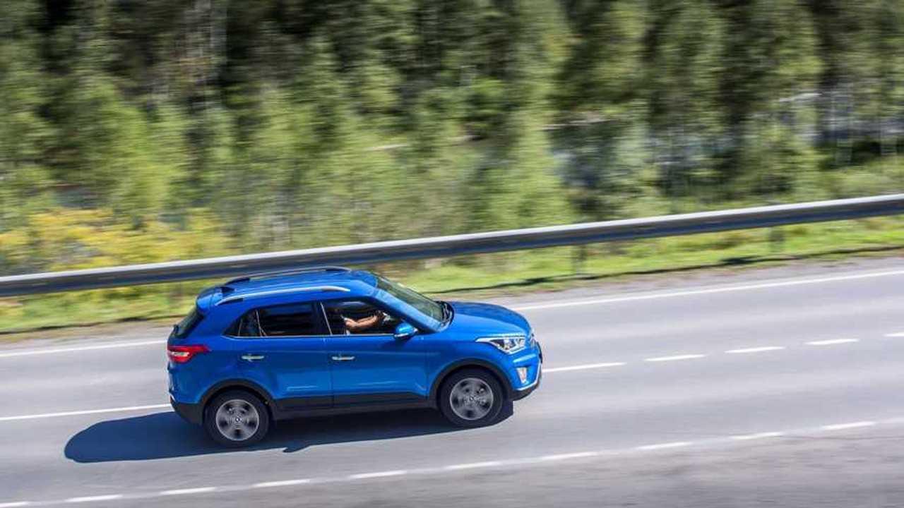 Hyundai Creta: российская версия
