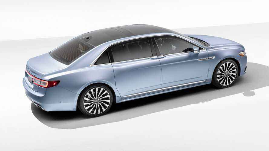 Lincoln Continental Coach Door Edition (2020)