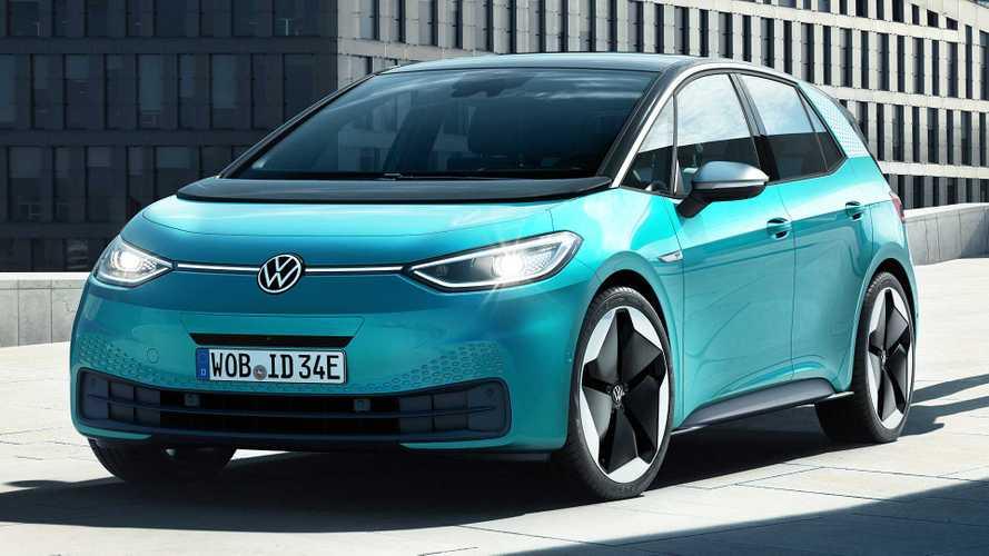 Hiányos szoftverrel készülnek a Volkswagen ID.3 korai példányai