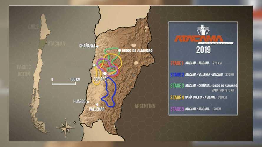 2019 Atacama Rally