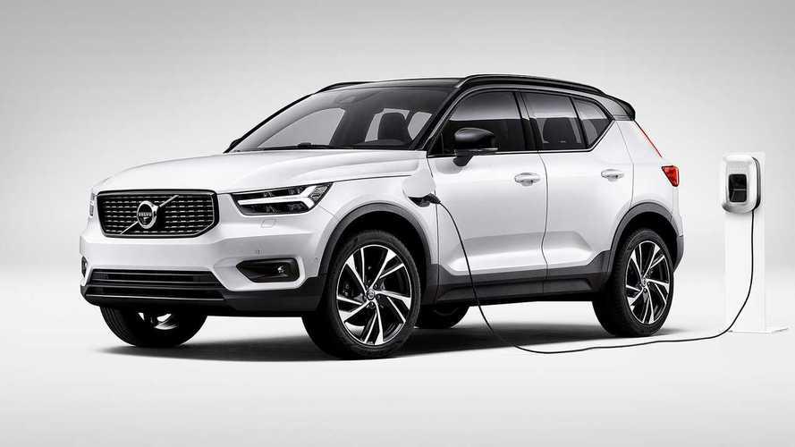 Volvo, le auto elettrificate tra presente e futuro