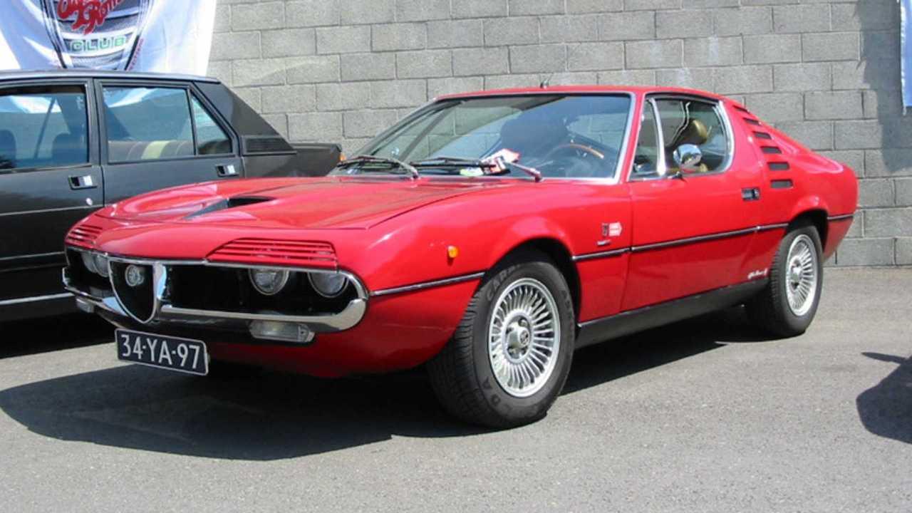 1970-77 Alfa Romeo Montreal