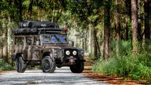 ECD Automotive Design Project Invictus Land Rover Defender 110
