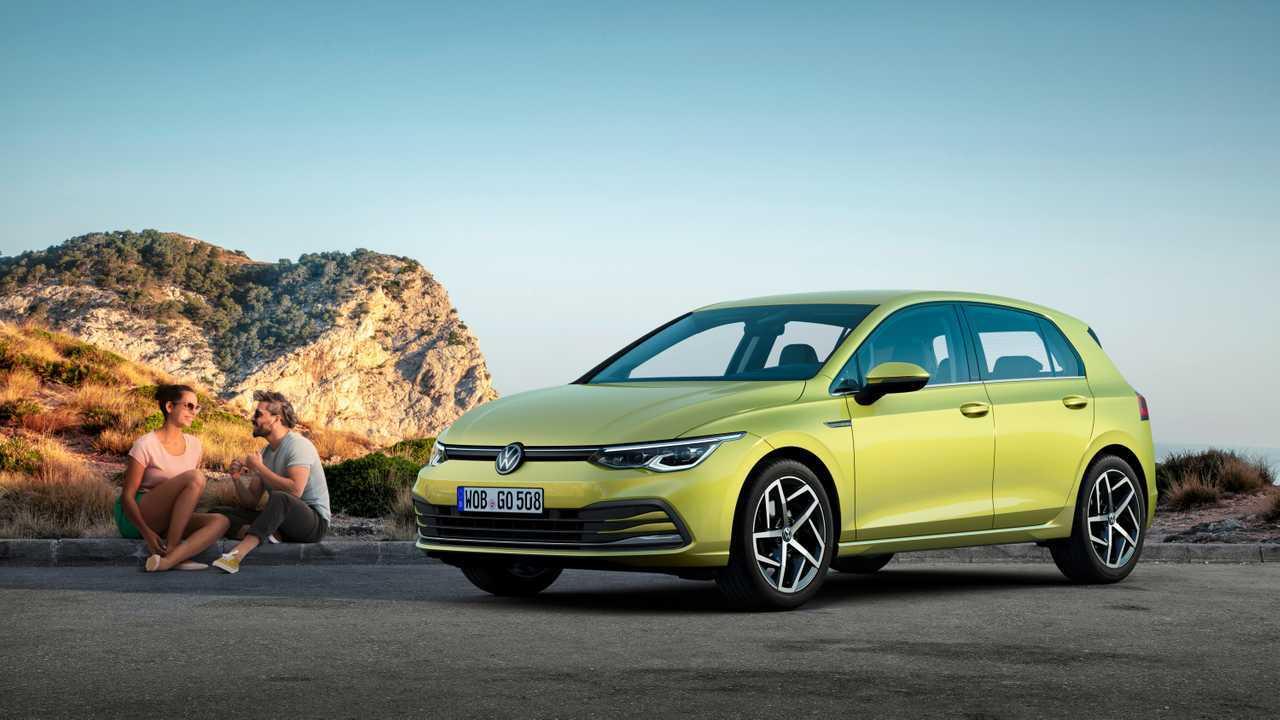 Volkswagen Golf 8 (2019)