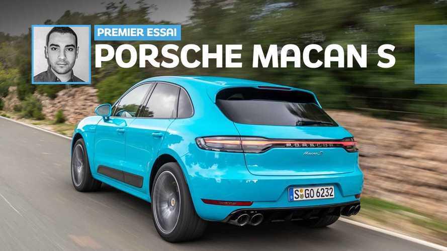 Essai Porsche Macan S (2019) - Au sommet de la hiérarchie
