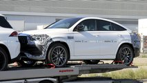 Yeni Mercedes AMG GLE 53 Coupe son casus fotorğaflar