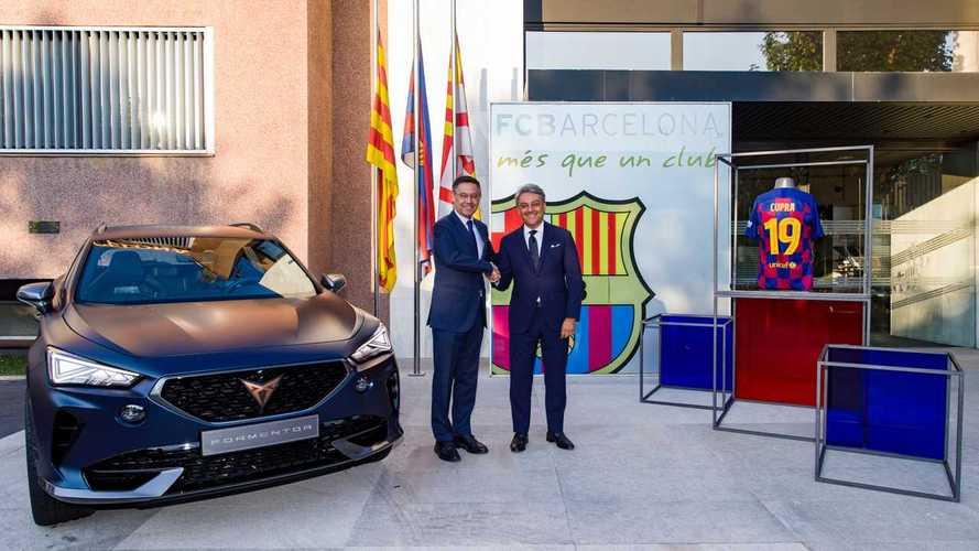 CUPRA y el FC Barcelona