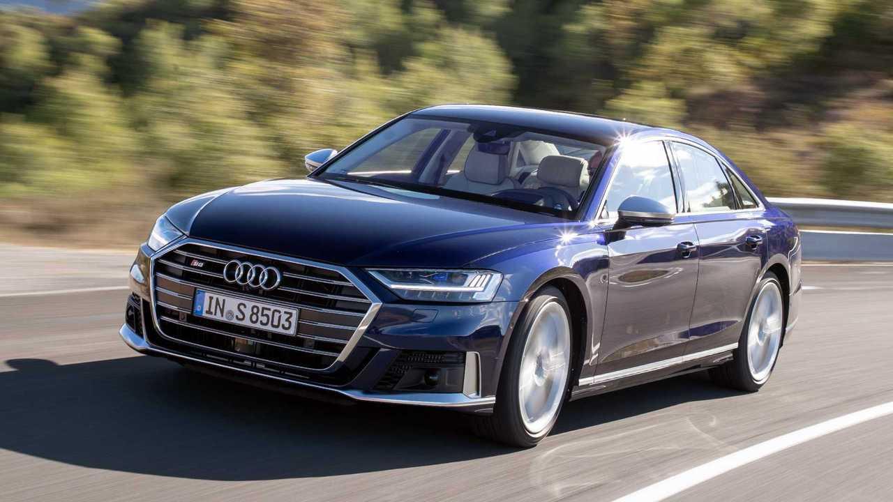 Audi S8 (2019) im Test