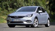 Opel Astra Facelift (2019): Eigene Bilder vom Feldberg/Taunus bei Frankfurt