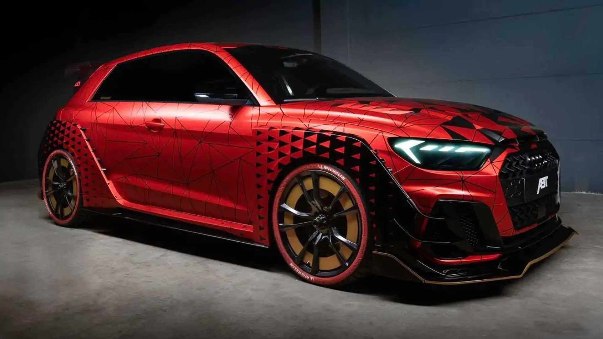 ABT présente l'Audi A1 One of One de plus de 300 ch