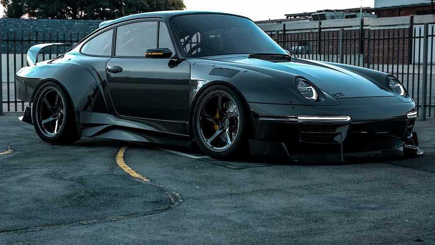 Porsche 993 Gets A Modern-Day Reimagining