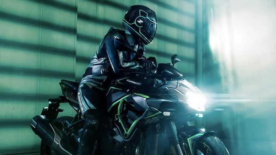 2020 Kawasaki Z H2