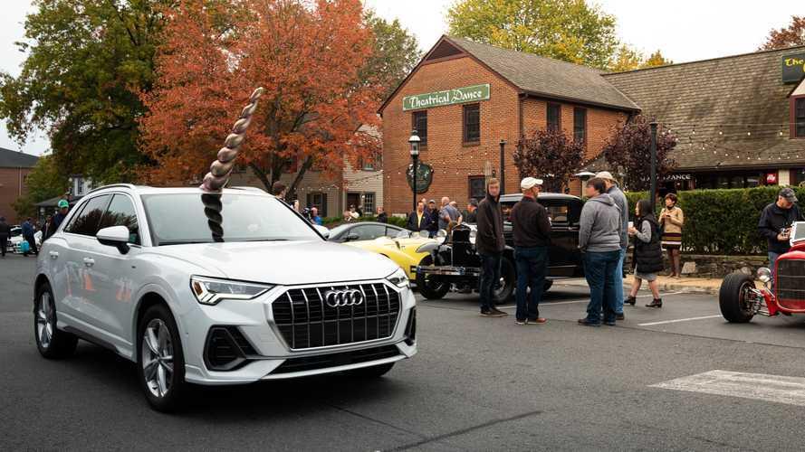 Audi Q3 Qnicorn
