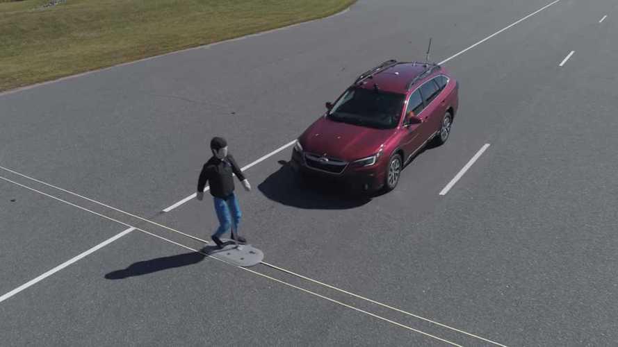 Тесты выявили самые опасные для пешеходов автомобили
