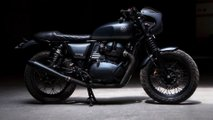 Eimor Customs Bomber: 2019 Royal Enfield INT 650