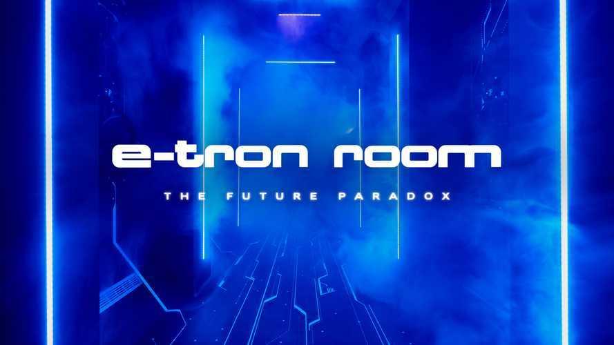 Un 'escape room' de Audi: la manera más original de conocer el e-tron