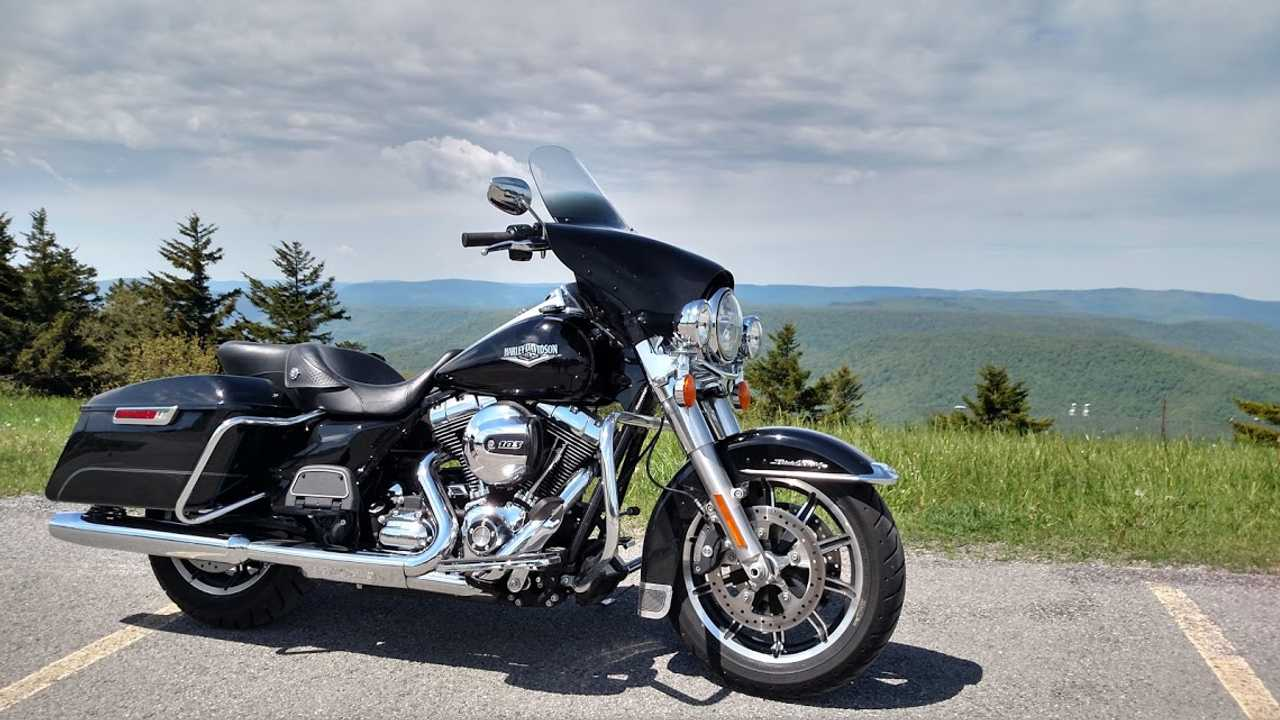 The Harley-Davidson Tourer
