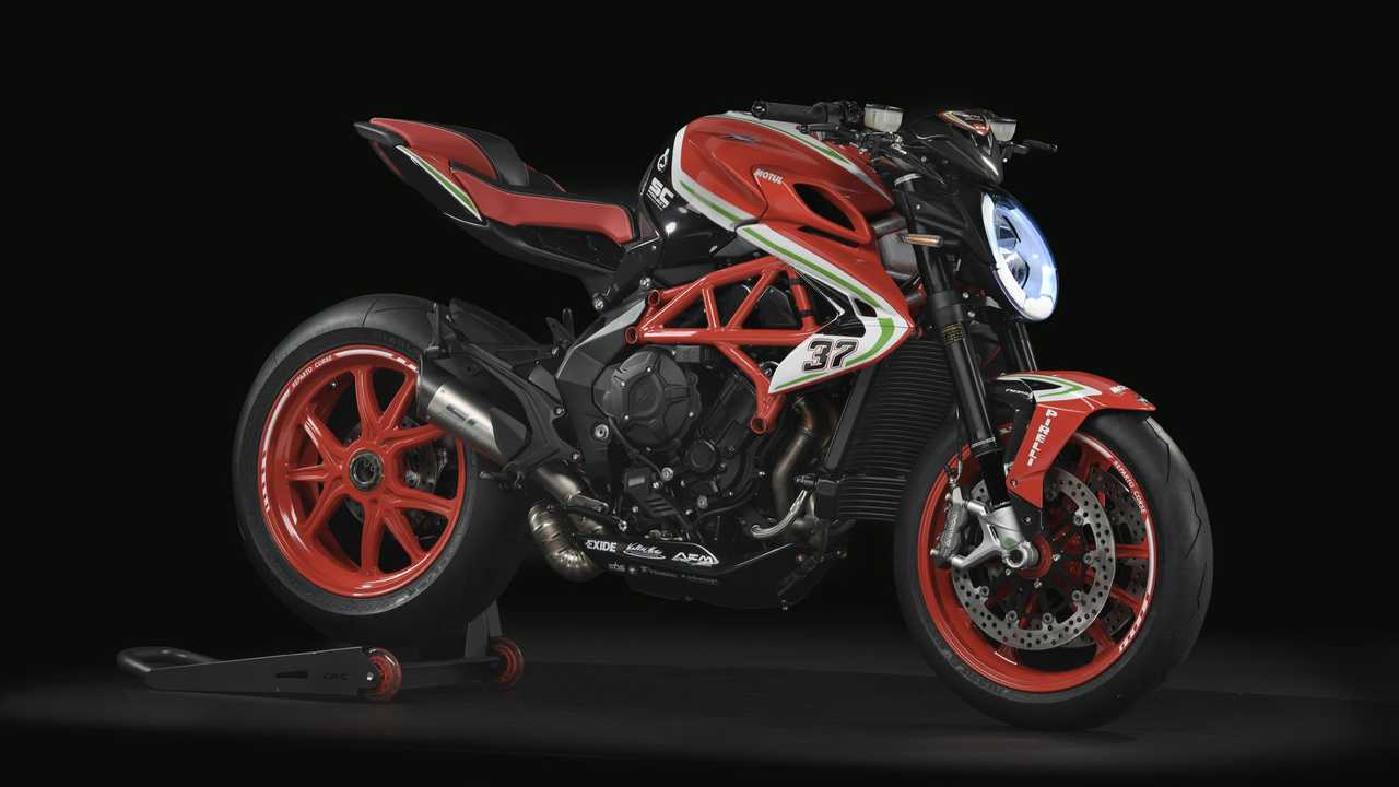 MV Agusta Dragster And Brutale 800