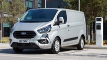 ford transit tourneo custom phev