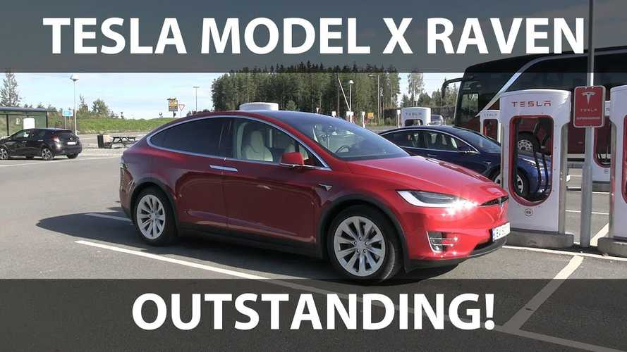 How Does Tesla Model X Raven Fare When It Comes To Range / Efficiency?