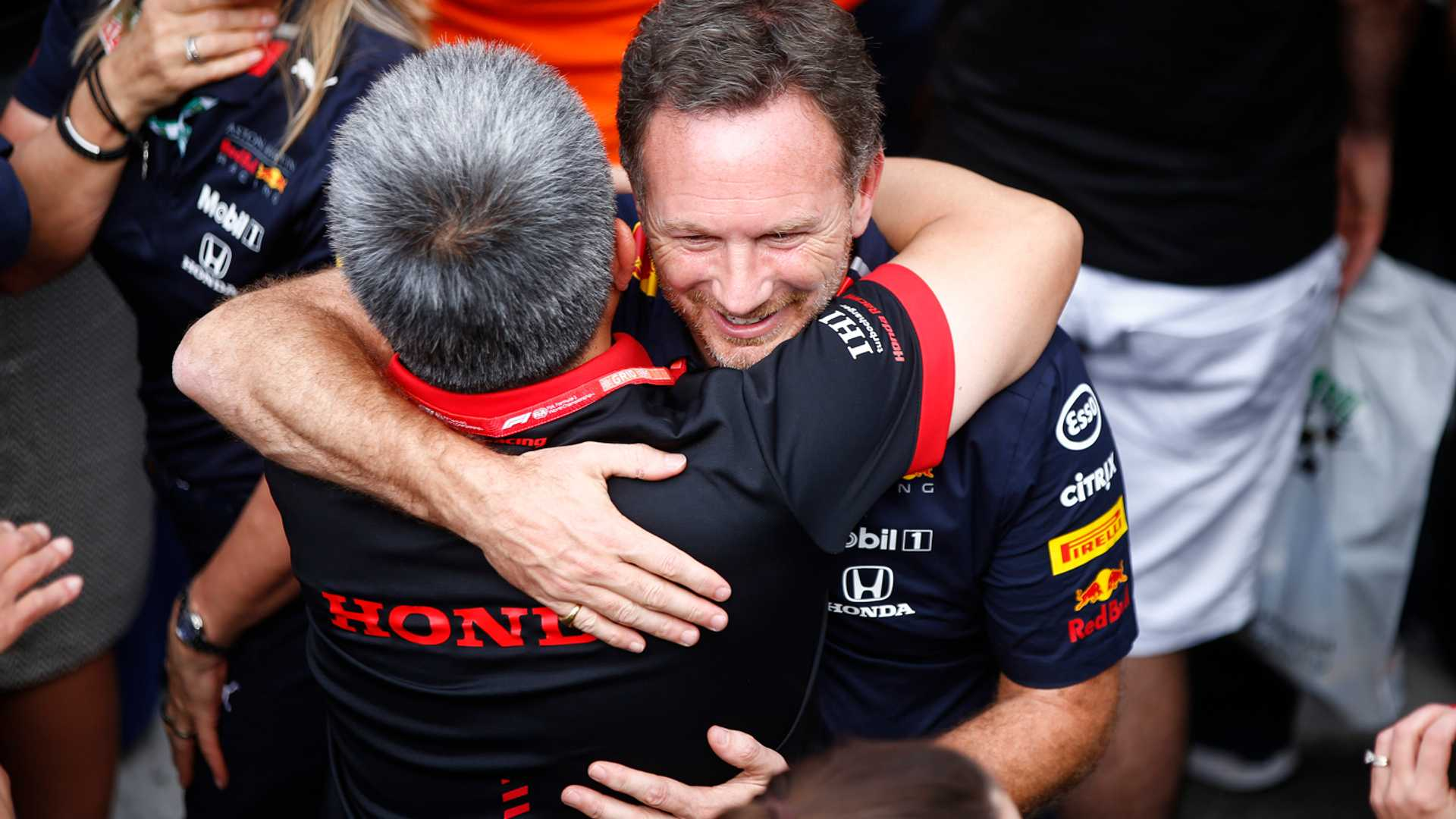 Honda hitting targets key to building Red Bull trust
