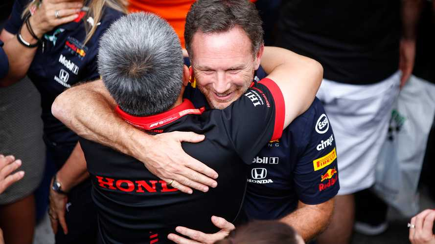 Red Bull: 'Important' recent form can help keep Honda in F1