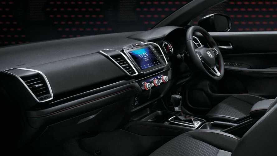 Honda City 2020 модельного года