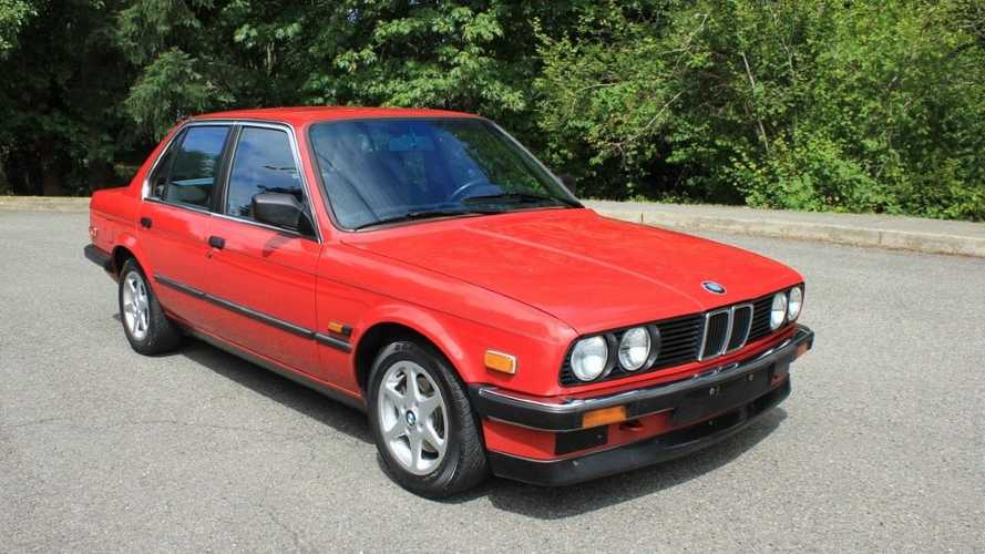 Roast Some Tires In This 1986 BMW 325e M-Class Sedan