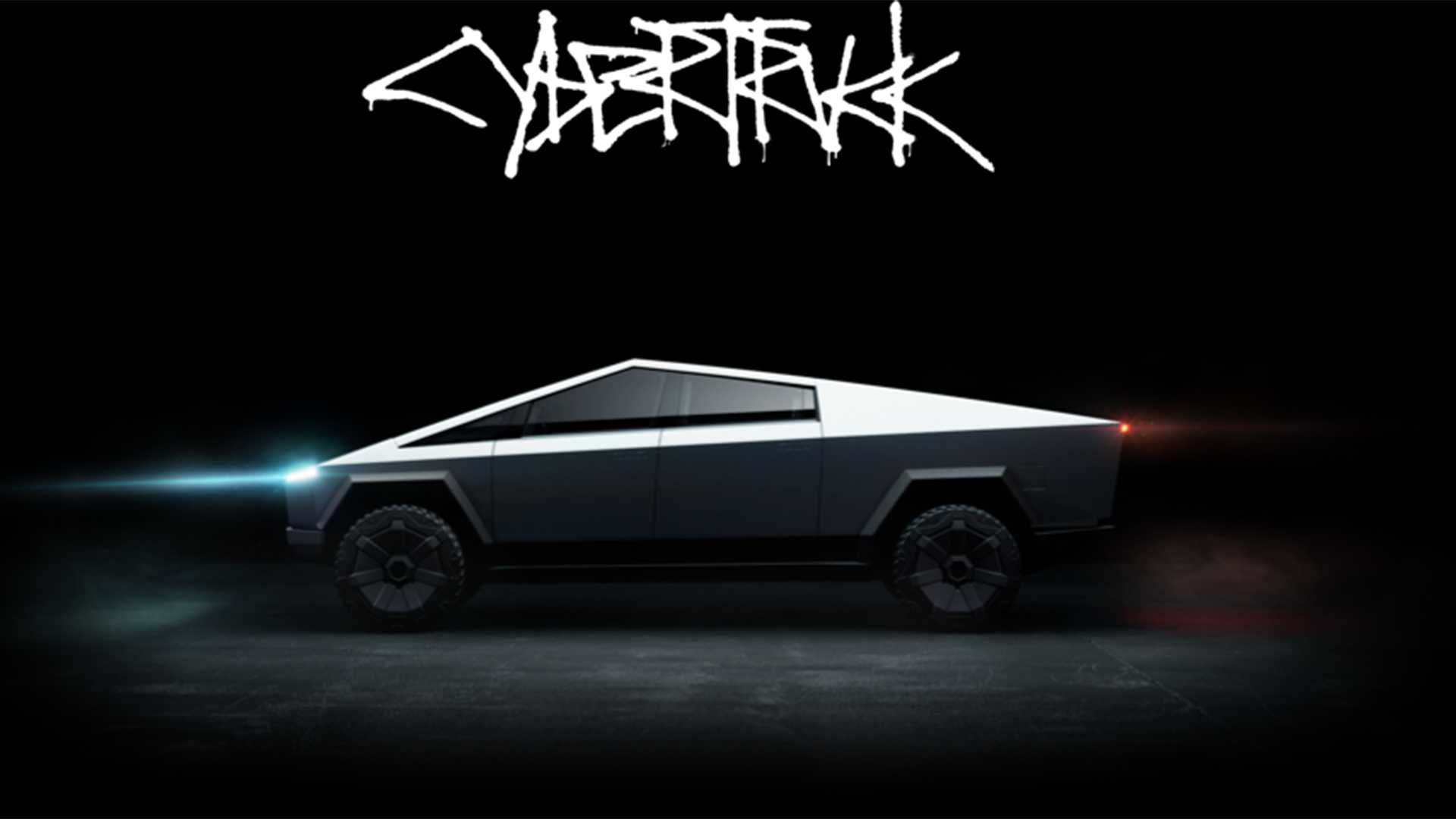 CyberTruck cover image