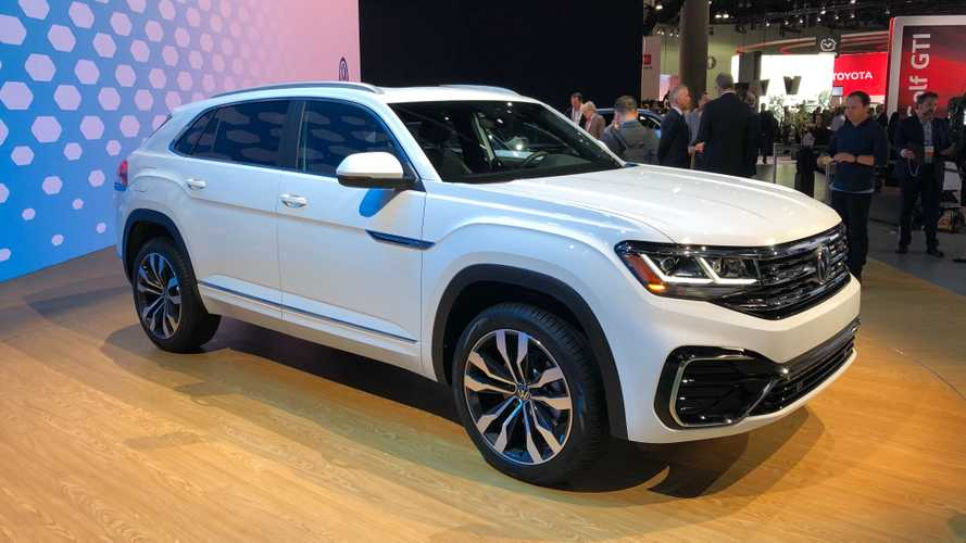 Volkswagen Atlas Cross Sport é opção para substituir Touareg no Brasil