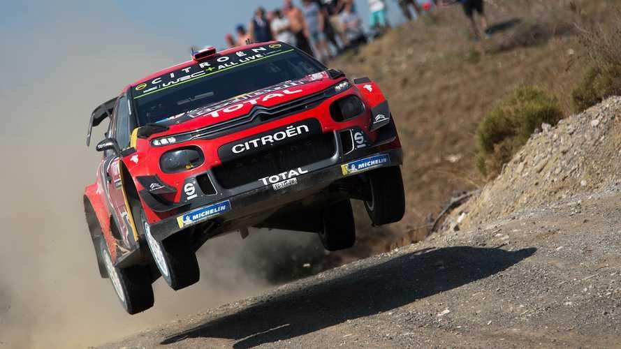 Citroen Racing lascia il mondiale rally con effetto immediato