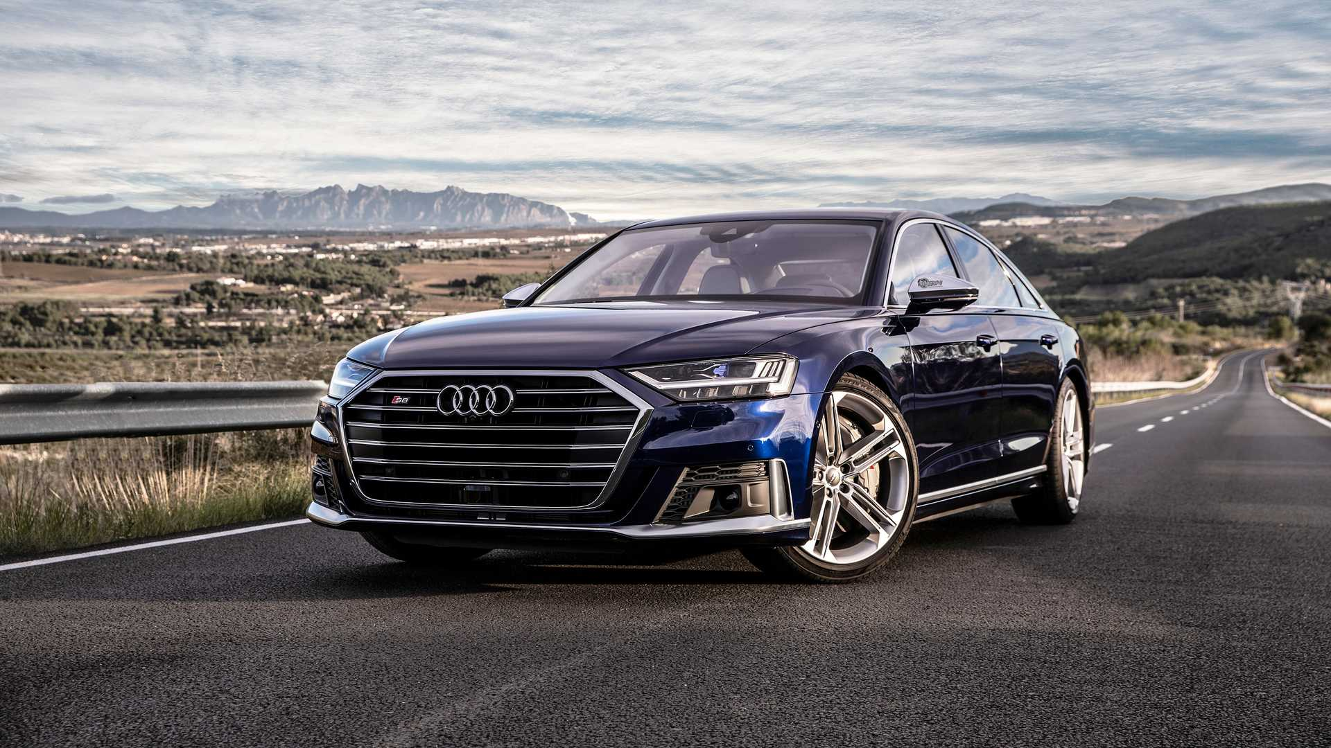 see the new audi s8 do 0 to 62 mph in only 3.57 seconds