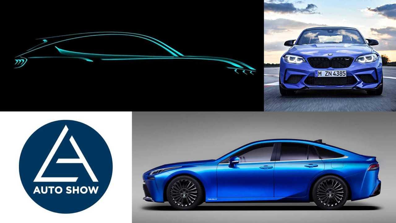 LA Auto Show Lead