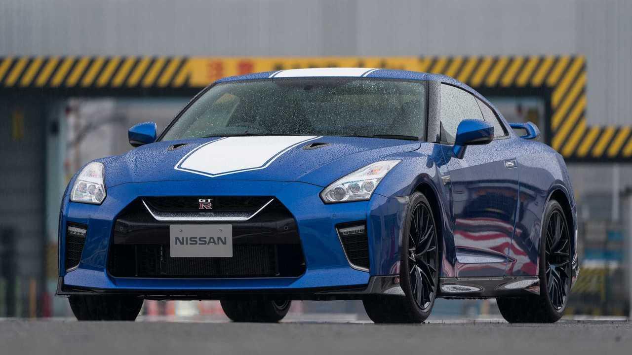 8. Nissan GT-R: 39.4 Percent