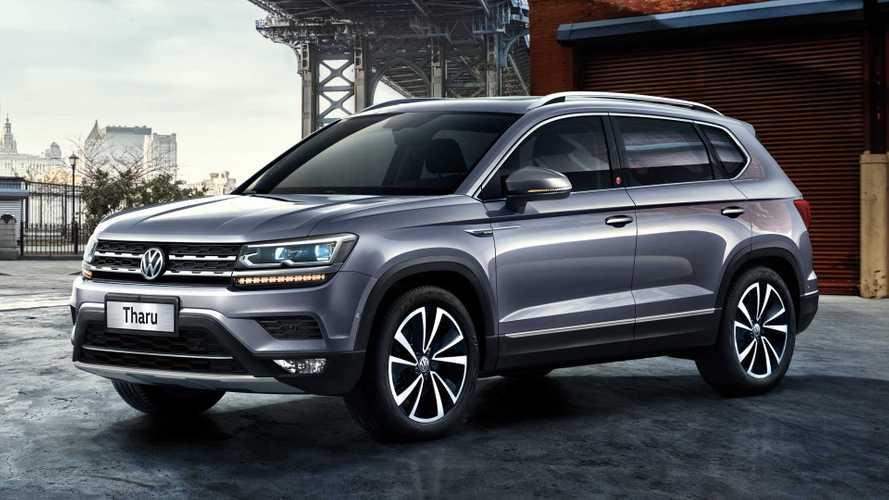 Anti-Compass da VW será mostrado no Salão de SP 2020 com nome inédito