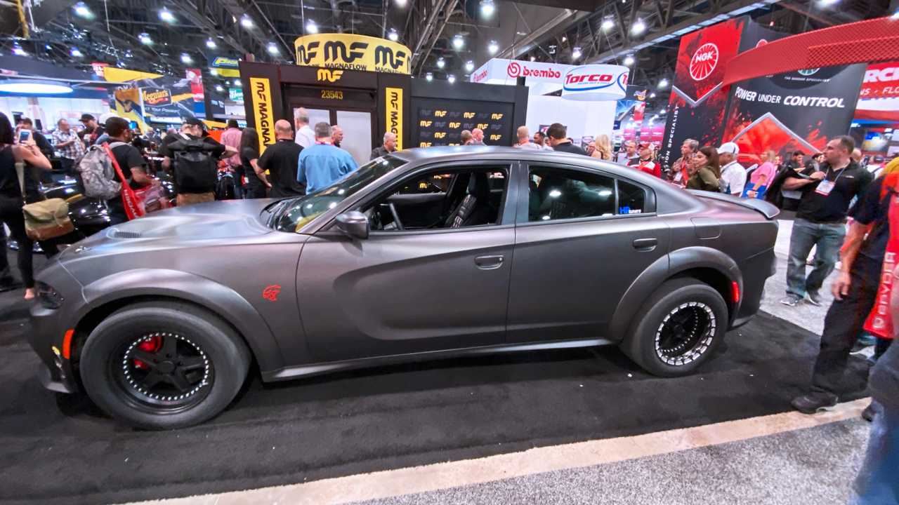 SpeedKore Dodge Charger Twin-turbo AWD
