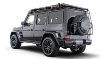 Mercedes Classe G con Brabus Adventure Package