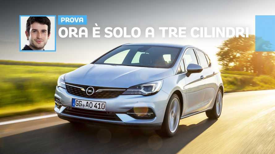 Nuova Opel Astra, con il restyling è la più efficiente di sempre